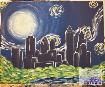ATL Starry Night